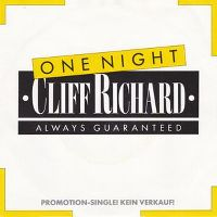 Cover Cliff Richard - One Night [1987]